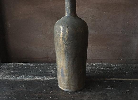 金彩ボトル  vase