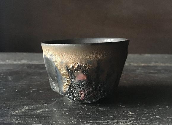 金彩ぐい呑 sake cup