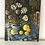 Thumbnail: FRUIT AND FLOWERS - vintage still life painting signed