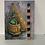 Thumbnail: WINE BOTTLES - vintage still life painting