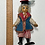 Thumbnail: PEG DOLL - vintage period costume character