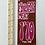 Thumbnail: PORK LUNCHEON MEAT - vintage 1970s shop price card label