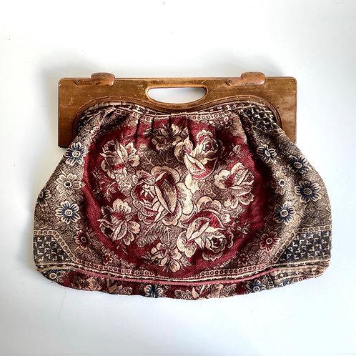 SEWING BAG - vintage haberdashery