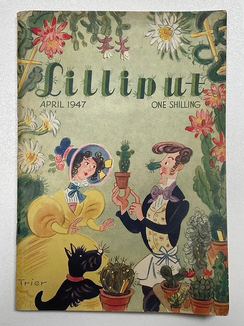 LILLIPUT Magazine - 1947 edition