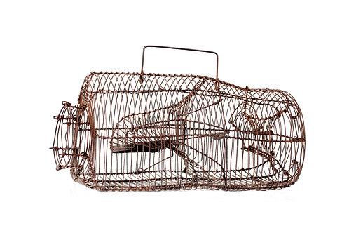 RAT TRAP - vintage decorative salvage