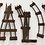 Thumbnail: Vintage Model Railway Track Pieces - Decorative