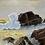 Thumbnail: SEASCAPE WAVES CRASHING ON ROCKS  - original 1970s painting