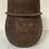 Thumbnail: TIBETAN CURD POT - antique tsampa or milk curd pot