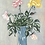 Thumbnail: FLOWERS IN VASE  - vintage floral still life painting by Winifred Chandler