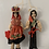 Thumbnail: STRINH DOLLS - vintage folk art