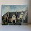 Thumbnail: WELLS CATHEDRAL SCHOOL - vintage painting on board