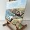 Thumbnail: WELSH COAST - vintage oil painting on board