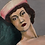 Thumbnail: I THINK I'LL KEEP MY HAT ON - vintage original art painting