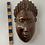 Thumbnail: TRIBAL FACE MASK - Old Vintage African Decoratove -  Folk Art