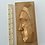 Thumbnail: FACE - hand  carved swiss wood relief plaque
