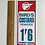 Thumbnail: BIRDS CUSTARD POWDER - vintage  shop price label
