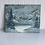 Thumbnail: SNOW CAPPED MOUNTAINS - vintage oil painting on board