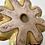 Thumbnail: TOWER OF FRUIT - vintage ceramic