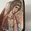 Thumbnail: ARCHANGEL GABRIEL - vintage french icon
