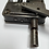 Thumbnail: DRILL RAPPER - vintage antique hand crank hammer drill