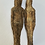 Thumbnail: EFFIGY FIGURES - hand carved antique folk art