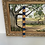Thumbnail: WALNUT TREE AND FARM painting signed j wellum - framed