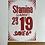 Thumbnail: STAMINA DOG FOOD - vintage shop price label