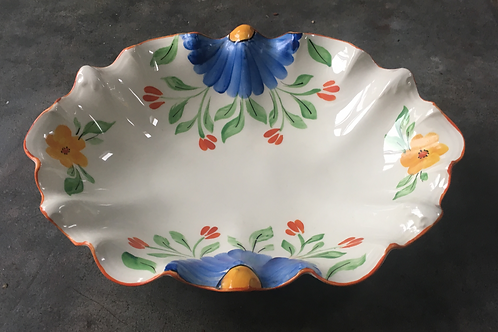 Vintage Hand Painted Era Ware Decorative China Bowl Dish
