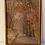 Thumbnail: AUTUMN - vintage pastel painting framed