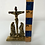Thumbnail: CHRIST - vintage brass figure