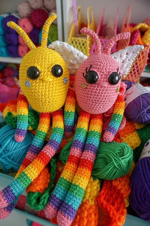 Rainbow Snuggle Bugs