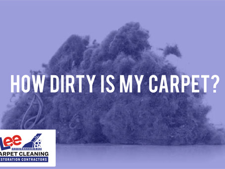 How Dirty is Your Carpet?