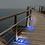 Thumbnail: Aruba Classic (Traditional Style Solar LED Dock Light)