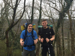 Stephen & Wes's Appalachian Adventure | Part 1 | And So It Begins