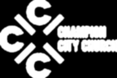 Champion City Church Logo Final All Whit