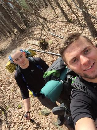 "Stephen & Wes's Appalachian Adventure | Part 4 | ""Tom"""