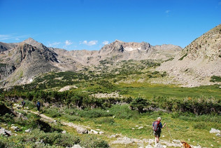 Five Great Day Hikes Near Boulder Colorado