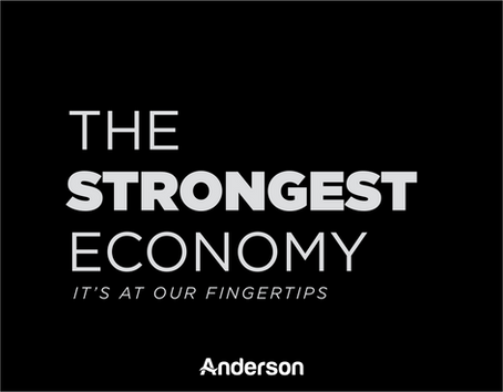 The Strongest Economy | It's at Our Fingertips