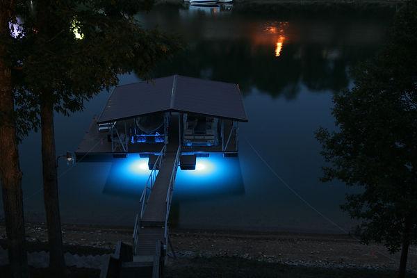 Aqua Dock Lights | Premier Underwater LED Lights