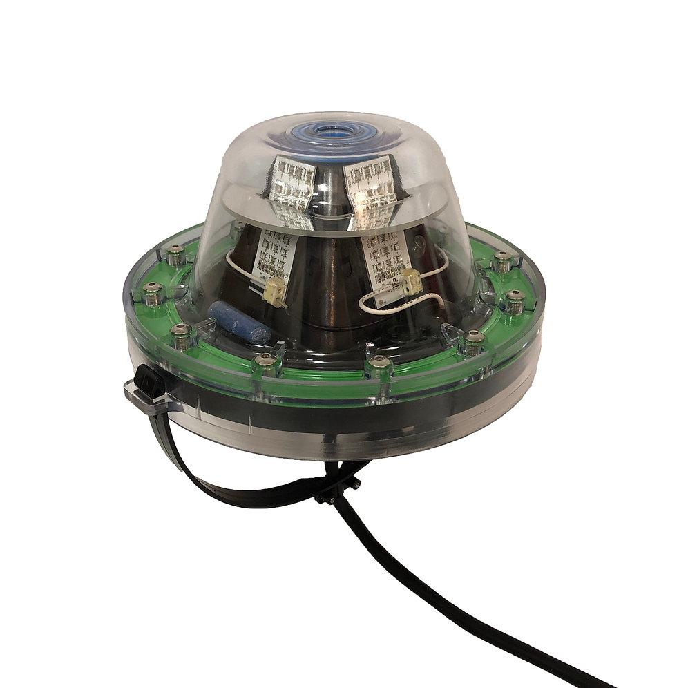 Mega Watt Iris Underwater Led Light System Aqua Dock Lights
