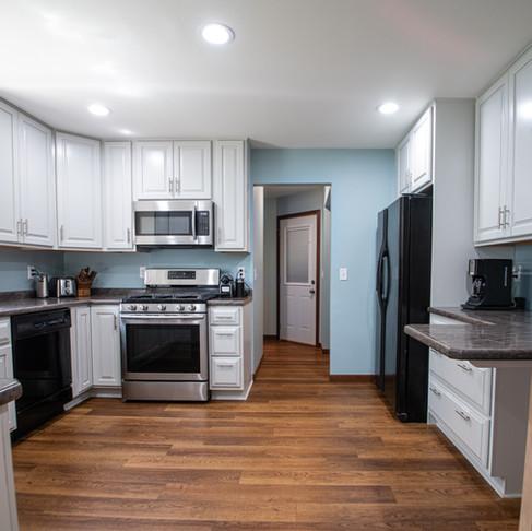 Fredericks: Kitchen Remodel