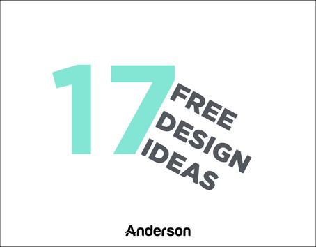 17 Free Design Ideas