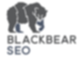 Black Bear SEO Logo