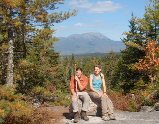 Trail Report: Reaching Katahdin