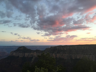 GRAND CANYON RIM TO RIM TO RIM: 4 days, 55 miles and 1 hitchhike