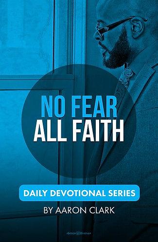 """No Fear All Faith"" (Digital Book)"