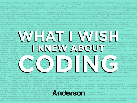 45 Astonishing Things I Wish I Would Have Known About Coding
