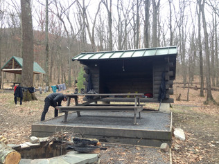Stephen & Wes's Appalachian Adventure | Part 5 | Slim & Upchuck