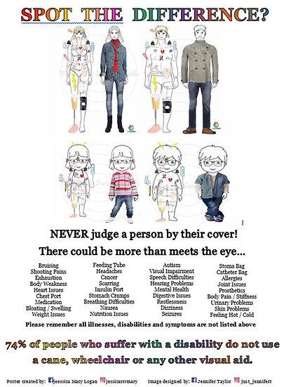 Awareness Poster - Worldwide Version