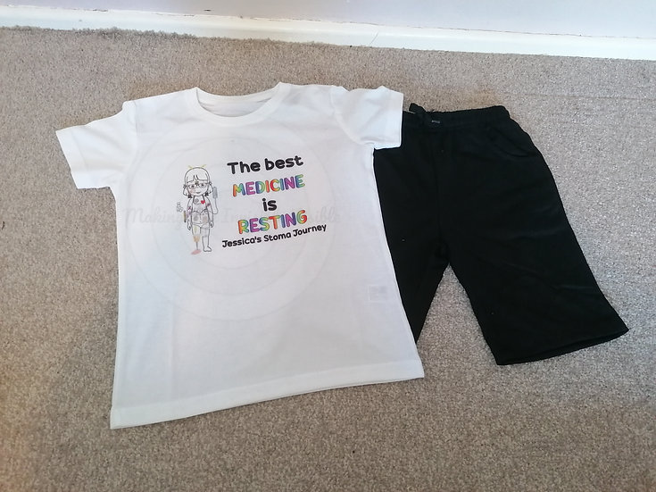 Kids Short / Trouser PJs